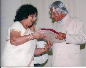 Asha Distinguished teacher award delhi university